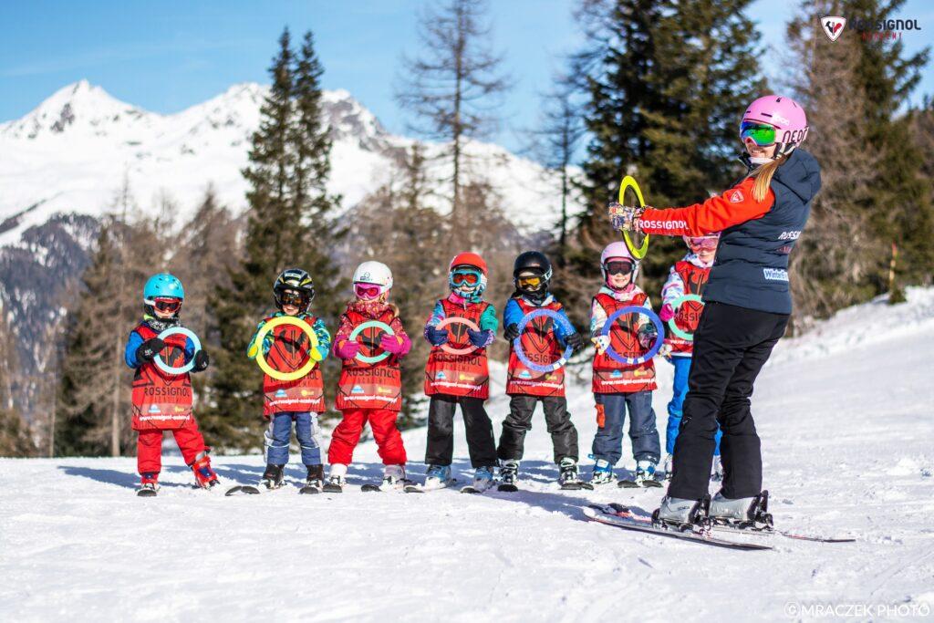 zajęcia narciarstwo